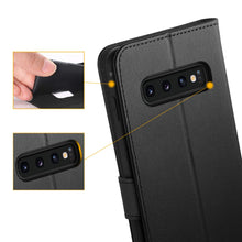 Load image into Gallery viewer, Best Samsung S10 Wallet Card Case - Free Next Day Delivery