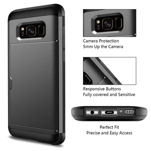 Best Samsung S8 Armor Shell Case - Free Next Day Delivery