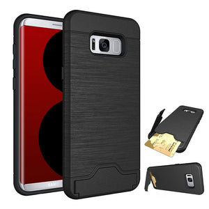 Best Samsung S8 Hidden Card Holder Case - Free Next Day Delivery