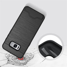 Load image into Gallery viewer, Best Samsung S8 Hidden Card Holder Case - Free Next Day Delivery