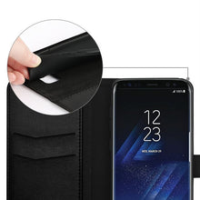 Load image into Gallery viewer, Samsung S8 Leather Case