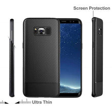 Load image into Gallery viewer, Samsung S8 Plus Carbon Fiber Case