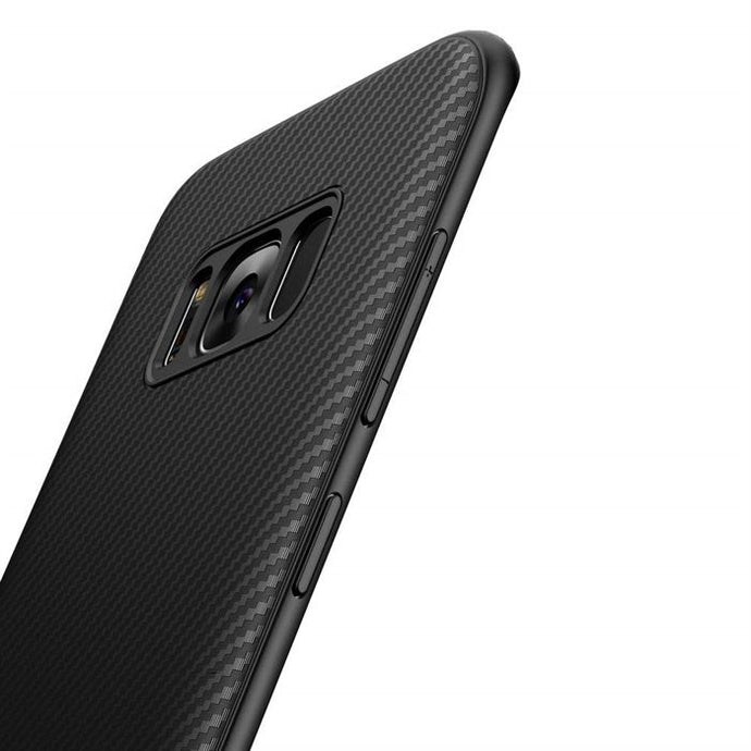 Samsung S8 Plus Carbon Fiber Case