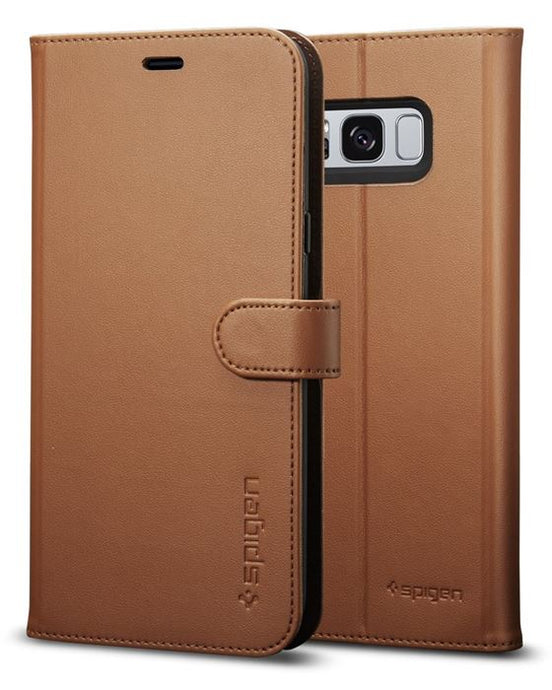 Samsung S8 Plus Flip Book Case