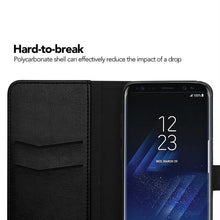 Load image into Gallery viewer, Samsung S8 Plus Leather Case