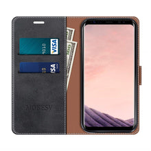 Load image into Gallery viewer, Samsung S8 Plus Luxury Leather Case