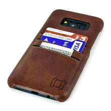 Load image into Gallery viewer, Samsung S8 Plus Retro Leather Case