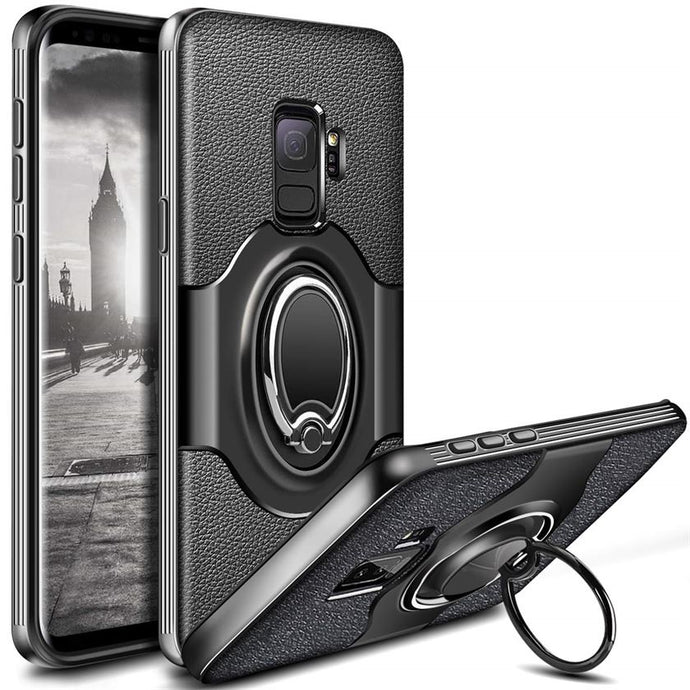 Samsung S9 Metal Ring Case