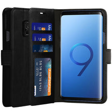 Load image into Gallery viewer, Samsung S9 Plus Leather Case