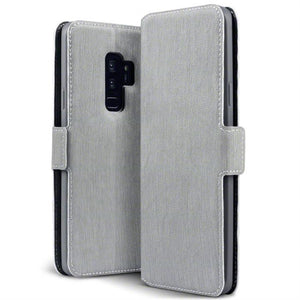 Samsung S9 Plus Premium Leather Case