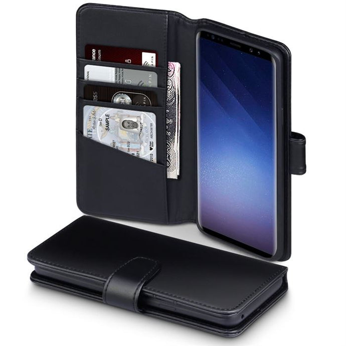Samsung S9 Plus Real Leather Case