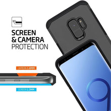 Load image into Gallery viewer, Samsung S9 Shockproof Case