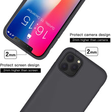 Load image into Gallery viewer, iPhone 11 Pro Case Silicone