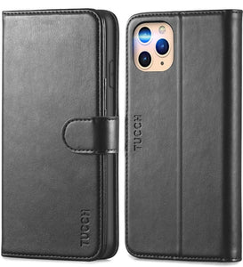 iPhone 11 Pro Case Leather Wallet