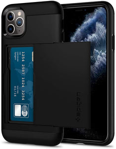 iPhone 11 Pro Max Case Hidden Wallet
