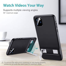 Load image into Gallery viewer, iPhone 11 Pro Max Case Kickstand