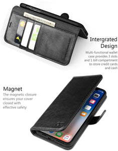 iPhone 11 Pro Max Case Premium Leather