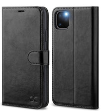 Load image into Gallery viewer, iPhone 11 Pro Max Case Premium Leather