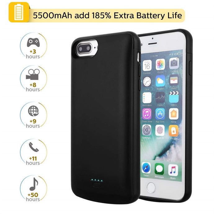 Best iPhone 8 Battery Case - Free Next Day Delivery