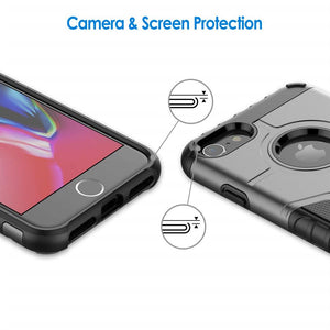 Best iPhone 8 Dual Layer Case - Free Next Day Delivery