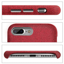 Load image into Gallery viewer, Best iPhone 8 Fabric Cover Case - Free Next Day Delivery