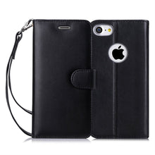 Load image into Gallery viewer, Best iPhone 8 Handmade Leather Case - Free Next Day Delivery