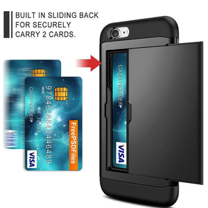 Best iPhone 8 Hidden Wallet Case - Free Next Day Delivery