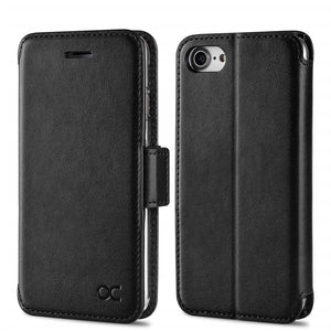 Best iPhone 8 Leather Wallet Case - Free Next Day Delivery