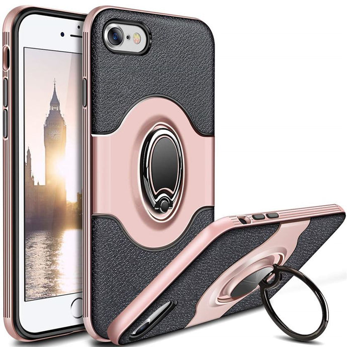 Best iPhone 8 Metal Ring Holder Case - Free Next Day Delivery