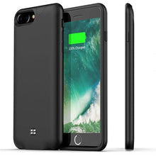 Load image into Gallery viewer, Best iPhone 8 Plus Battery Case - Free Next Day Delivery