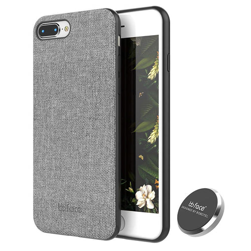 Best iPhone 8 Plus Fabric Texture Case - Free Next Day Delivery
