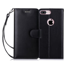 Load image into Gallery viewer, Best iPhone 8 Plus Handmade Leather Case - Free Next Day Delivery