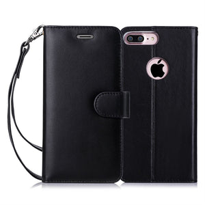 Best iPhone 8 Plus Handmade Leather Case - Free Next Day Delivery