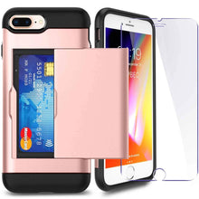 Load image into Gallery viewer, Best iPhone 8 Plus Hidden Wallet Case - Free Next Day Delivery