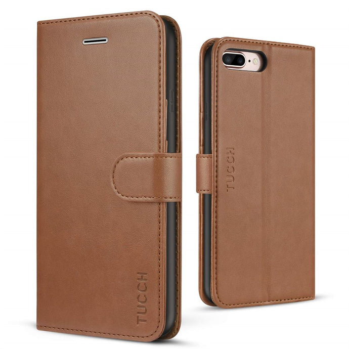 Best iPhone 8 Plus Leather Case - Free Next Day Delivery