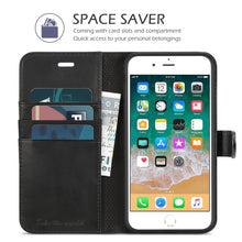 Load image into Gallery viewer, Best iPhone 8 Plus Leather Case - Free Next Day Delivery