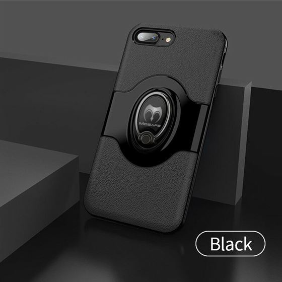 Best iPhone 8 Plus Metal Ring Holder Case - Free Next Day Delivery