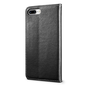 Best iPhone 8 Plus Retro Leather Case - Free Next Day Delivery