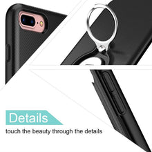 Load image into Gallery viewer, Best iPhone 8 Plus Ring Holder Case - Free Next Day Delivery