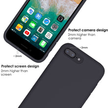Load image into Gallery viewer, Best iPhone 8 Plus Silicone Case - Free Next Day Delivery