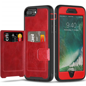 Best iPhone 8 Plus Ultimate Wallet Case - Free Next Day Delivery