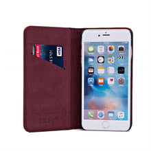Load image into Gallery viewer, Best iPhone 8 Real Leather Case - Free Next Day Delivery