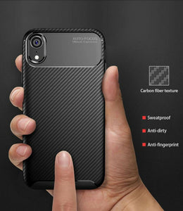 Best iPhone XR Carbon Fiber Case - Free Next Day Delivery