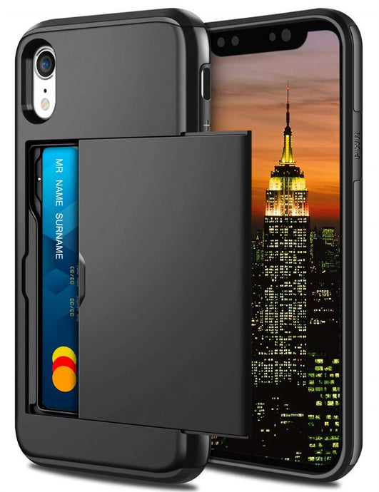 Best iPhone XR Hidden Card Case - Free Next Day Delivery