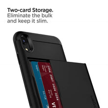 Load image into Gallery viewer, Best iPhone XR Hidden Wallet Case - Free Next Day Delivery
