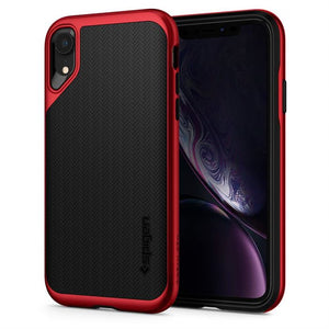 iPhone XR Red Hybrid Case