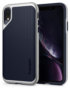 iPhone XR Blue Hybrid Case