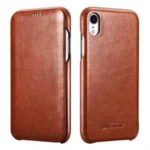 Best iPhone XR Luxury Leather Case - Free Next Day Delivery