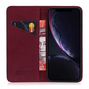 Best iPhone XR Premium Leather Case - Free Next Day Delivery