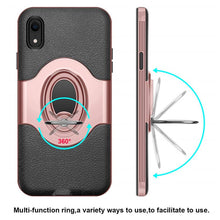 Load image into Gallery viewer, Best iPhone XR Ring Holder Case - Free Next Day Delivery